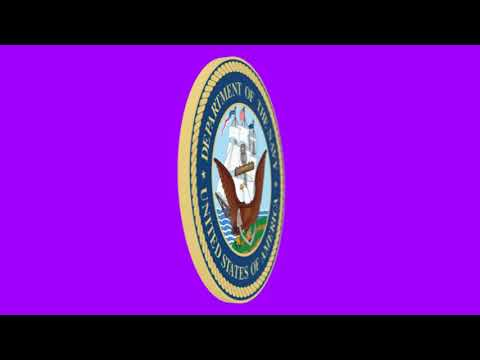 United States Department of the Navy logo chroma