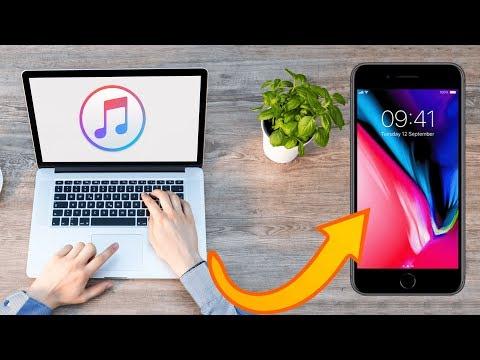 Bilgisayardan iPhone'a Müzik Atma #2 (iTunes) 2018