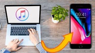 Iphone dan iphone a müzik atma
