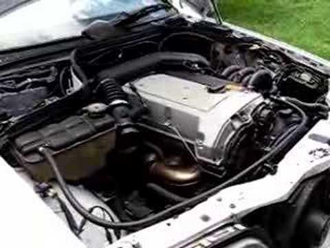 1999 Mercedes Benz E320 >> 3.2L Swapped Mercedes C280 - YouTube