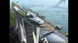 Les Sables Skypark  -  Singapour