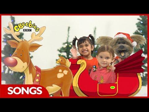 CBeebies Christmas Songs | Jingle Bells