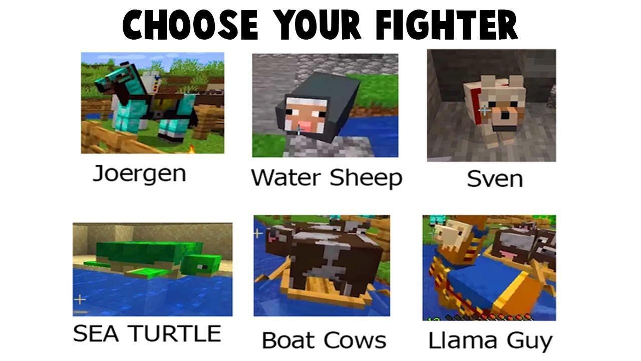 Minecraft Memes 1 Youtube