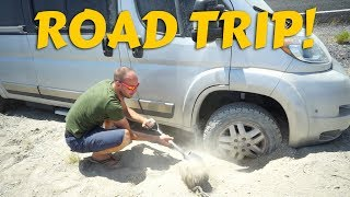 DRIVING TO CALIFORNIA   August Road Trip Episode 1