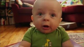 Top 10 funny baby videos in the world 2019