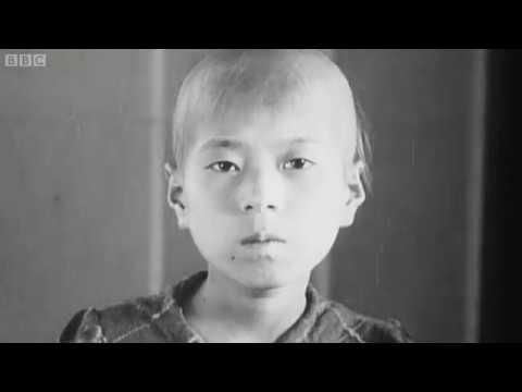 Harrowing Aftermath Of Atomic Bomb - Hiroshima - BBC
