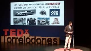 Re-generation: claves para recuperar la confianza.   Miguel Mira   TEDxTorrelodones