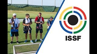 Trap Men Final - 2018 ISSF World Cup Stage 5 in Siggiewi (MLT)