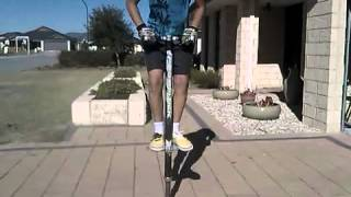 Pogo stick basic tricks and tips step by step