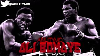 Abilitymc Ali Bomaye Remix Audio AbilityMc1.mp3