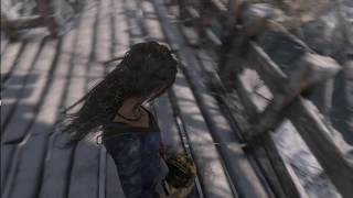 """Rise of the TOMB RAIDER part 18 """"SEXY"""" blind walk through"""