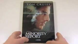 Minority Report | Special Edition | Steelbook (R2DE)