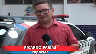 Motocicleta é furtada no centro de Pedreiras-MA.