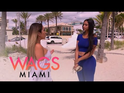 WAGS Miami | Astrid Tries to Fix Her Friendship With Darnell Nicole | E!