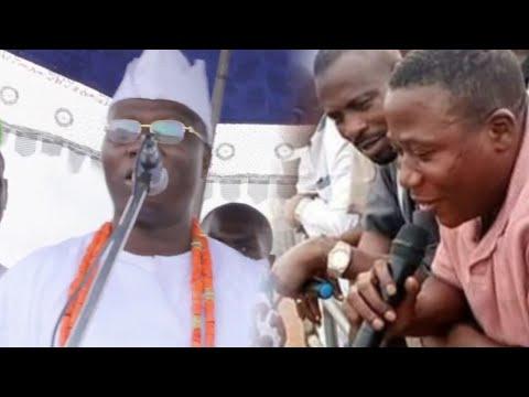 Don't Disrespect Me- Aare Gani Adams warns Sunday Igboho| Yoruba need to come together