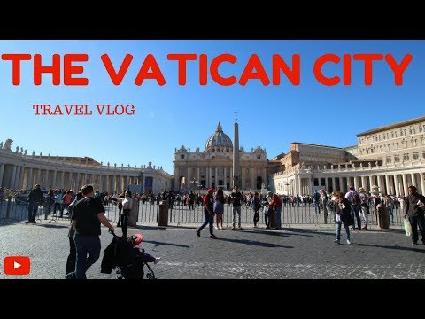 Travel to the Vatican City!! | Vatican Museum | Rome Travel Vlog #2