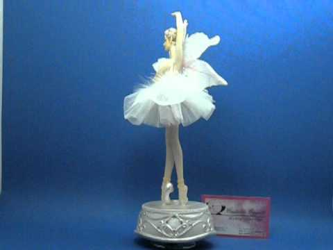 Carillon Con Ballerina.Carillon Ballerina Con Ali