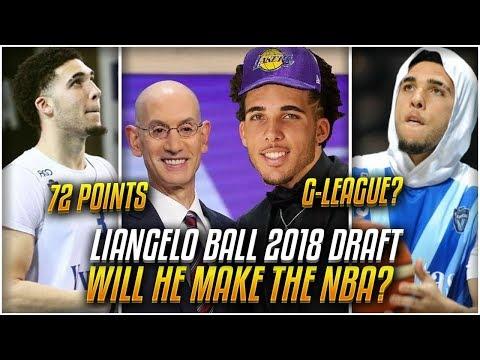 How LIANGELO BALL Will Make The NBA & Where He'll Play Next Season!