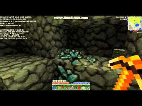 Herobrine 2 часть(история в пещере)