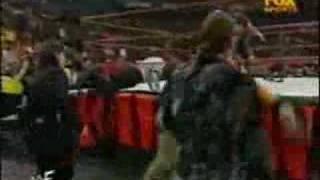 Cactus Jack vs Triple H (Radicalz 2º aparition) 31/01/00