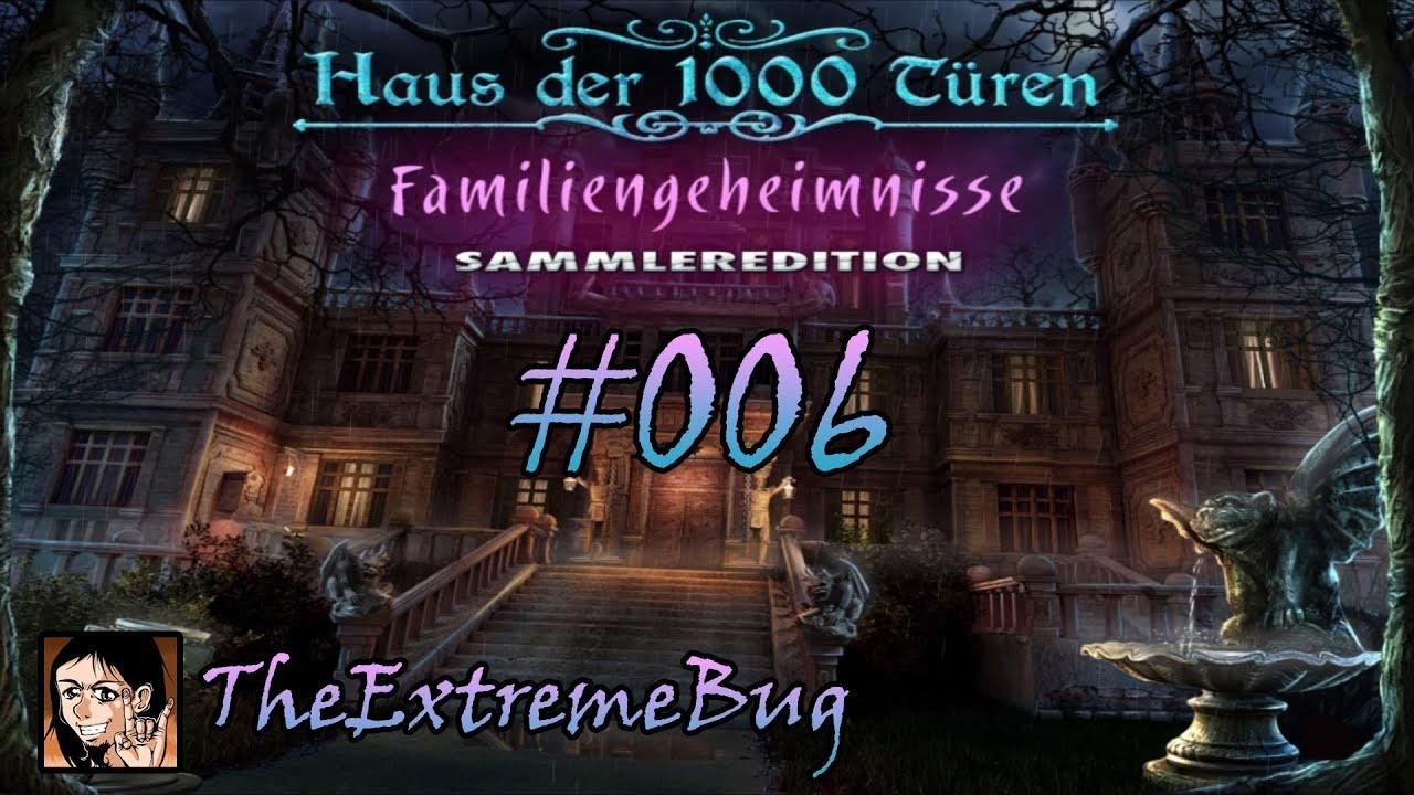Lets Play Haus Der 1000 Türen 006 Eisenbahnplattenlösung Der