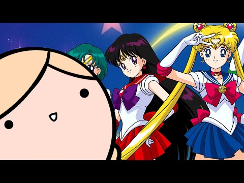 Sailor Moon, Episodes 1 To 24 - CJ's Anime Reviews