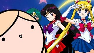 Sailor Moon, Episodes 1 to 24 - CJ