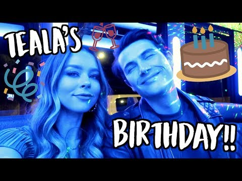 Download Youtube: TEALA'S BIRTHDAY! VLOGMAS DAY 8!