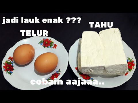 Resep Tahu Gejrot Khas Cirebon.