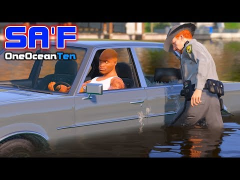 GTA V RP: SA'F #60 - Shallow Water Rescue