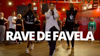 Rave de Favela - MC Lan, Major Lazer & Anitta DANCE VIDEO | Dana Alexa Choreography