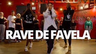 Baixar Rave de Favela - MC Lan, Major Lazer & Anitta DANCE VIDEO | Dana Alexa Choreography