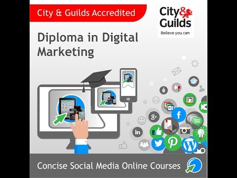 Diploma in Digital Marketing May 18 Information Webinar