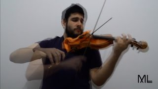 Lust For Life - Lana Del Rey Ft. The Weeknd (Violin Cover By Miguel Lázaro)