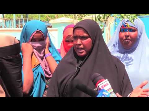 Local communities in Dadaab protest termination of employment