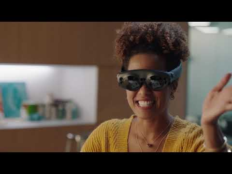 Introducing Avatar Chat On Magic Leap One | Feature Trailer