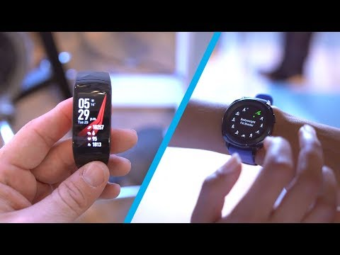 Download Youtube: Samsung Gear Sport vs Gear Fit 2 Pro! - Worth It?