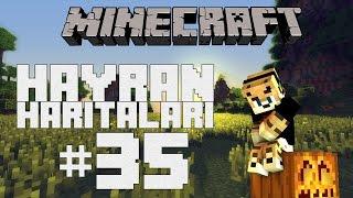 Minecraft: Hayran Haritaları - Bölüm 35 - OKLA ZIPLAMAK?
