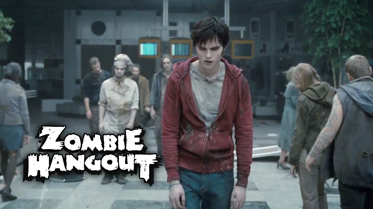 Download Warm Bodies - Zombie Clip 1/8 R's World (2013) Zombie Hangout