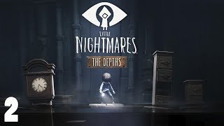 AGUA PROFUNDA - Little Nightmares DLC - EP2
