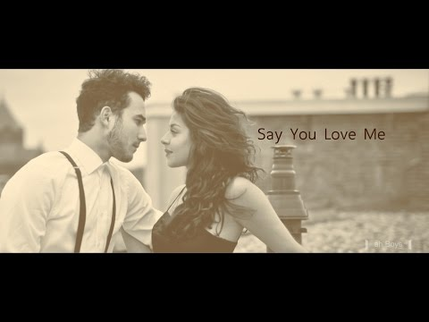 Say You Love Me - Mymp [Lyric Video]