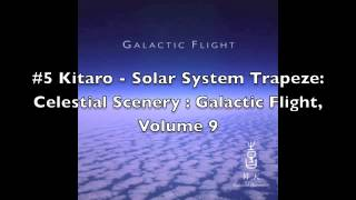Kitaro - Celestial Scenery: Galactic Flight Volume 9 [FULL ALBUM]