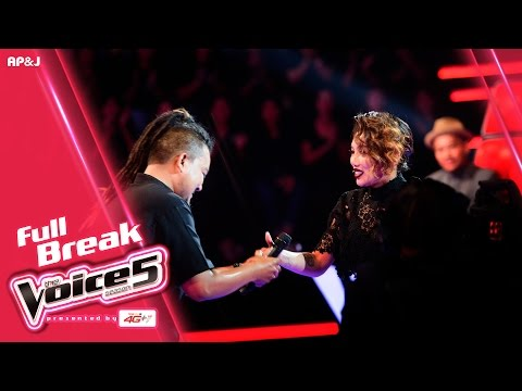 The Voice Thailand 5 - Blind Auditions - 25 Sep 2016 - Part 5