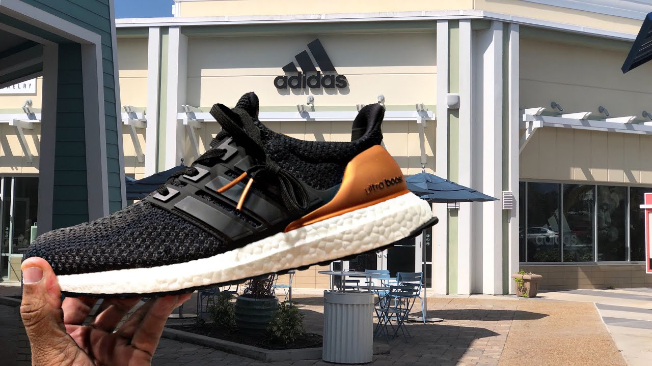 Adidas Outlet Hunting in Tampa