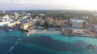Drone Footage! Babes, Beaches & Boats! Nassau, Bahamas