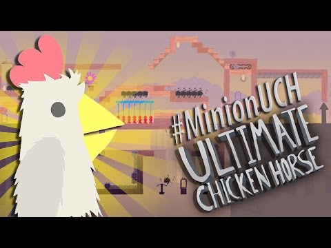 BLACK HOLE SURPRISES   Ultimate Chicken Horse Gameplay Part 22