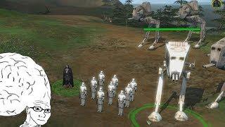 Gender studies professor plays Star Wars Empire at War