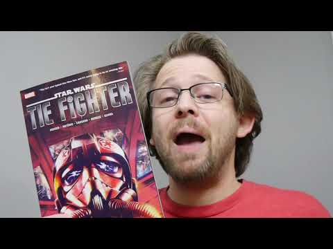 Marvel Comics Review: Star Wars: Tie Fighter