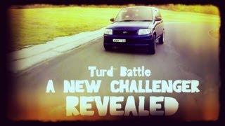 Moog reveals the new Turd Challenger