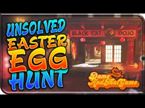 "FOUND ALLITERATIVE EASTER EGG STEP Shaolin Shuffle -The UnSolved ""EASTER EGG"" HUNT  - Slappy Taffy?"